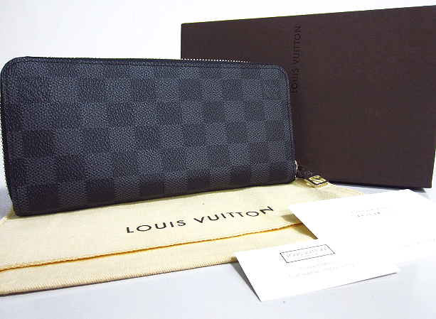 reputable site d896d 3e4d5 LOUIS VUITTON(ルイ・ヴィトン) N63055 ジッピーウォレット ...